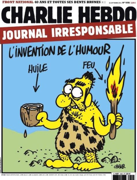 journal irresponsable